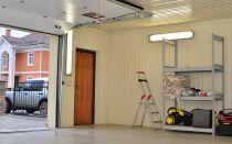 Отделка стен в гараже: способы и материалы