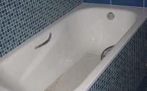 Выбор ванны: чугунные, стальные, акриловые