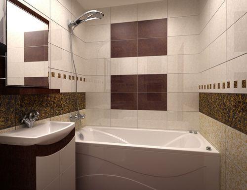 ванная в многоэтажке