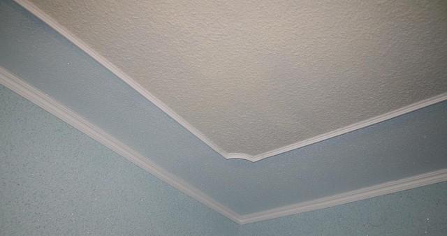 жидкие обои потолок